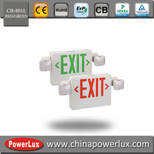 Hot sale!!!escape explosion proof emergency exit light lamp with best price emergency exit lamp