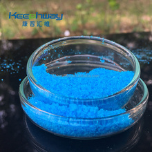 Inorganic chemicals of Copper sulfate using for water treatment
