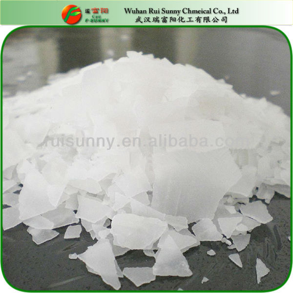 98% Caustic Soda Flakes