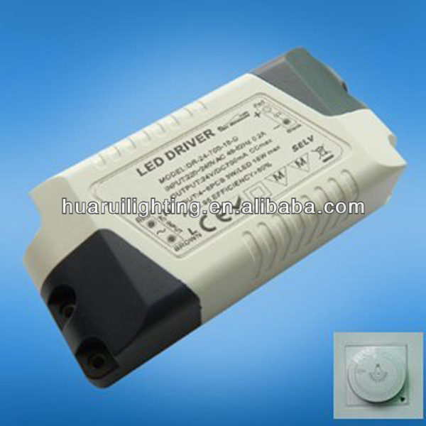triac constant voltage dimmable ac to dc converter