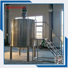polyester, synthetic fiber, shoe cream making laundry soap production line,mixing tank