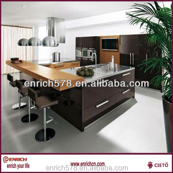 Beautiful Large open kitchen cabinet design