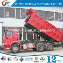 New design construction machine 35ton transporter tipper truck with great price