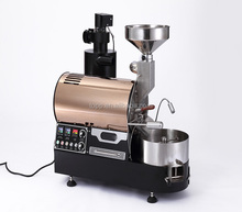 Gas Heating Industrial Small Coffee Bean Roaster Machine