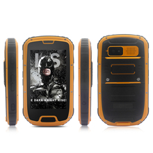 S09 3G MTK6589 Quad Core Android Rugged Mobile Phone, Walkie Talkie S09 rugged mobile phone