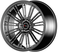 Aluminium forged wheels 18 19 inch car wheels