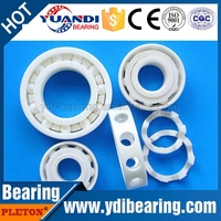 Super quality ZrO2 Si3N4 ceramic bearing 4x7x2.5mm