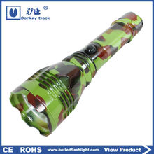 D30M led green flashlight
