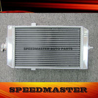 All aluminum ATV radiator for for Yamaha Raptor 660 Radiator 2001-2005 2002 2003 2004