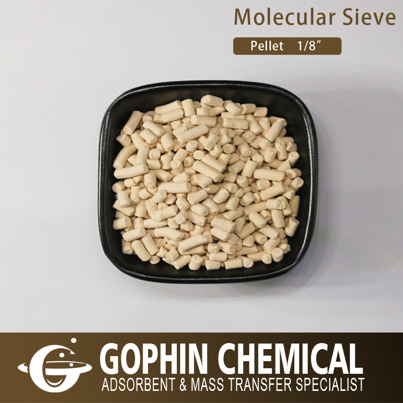 Chemicals Raw Metarial 3A Molecular Sieve Zeolite for Ethanol Destillation