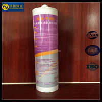 Yuanyang One component Acetoxy Silicone Sealant for Large Glass Pane with high quality NO#YY-168