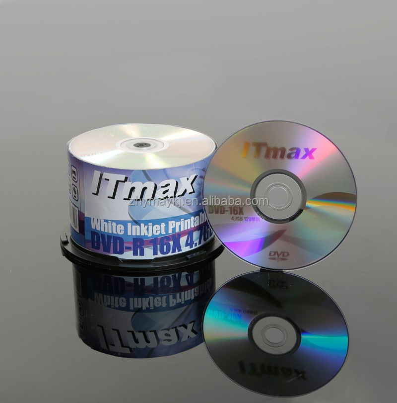 Blank <strong>DVD</strong>-<strong>R</strong> 4.7GB 16X <strong>dvd</strong> movies 50pcs value pack 600pcs/ctn