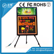 New Invention 2014 Magnetic Advertising Display Board, Advertising Led Light Board