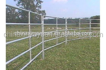 Supply Cattle Fencing Horse Corral Panel