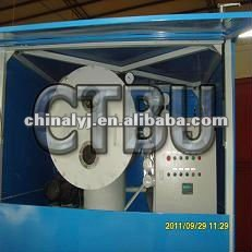 Old transformer oil purifier and purification /Used transformer Oil purification plant