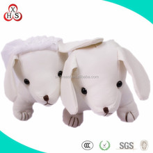 Wholesale Best Made Customized Making Cute Soft Leather Stuffed Animals