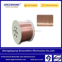 ISO certificate free sample cca wire 0.10-5.00mm