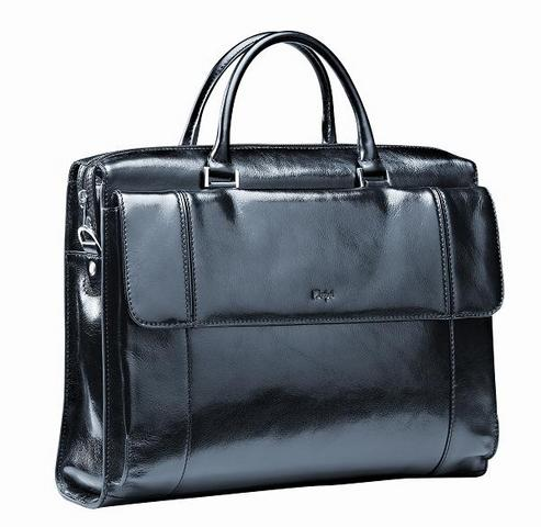 Adpel Italian Leather Luxury Laptop Computer Bag