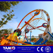 China Kids Amusement Park Rides Adult Game Ferris Ring Car Amusement Equipment Machine Games For Sale