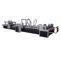 Fully Automatic Sticky Box Machine For