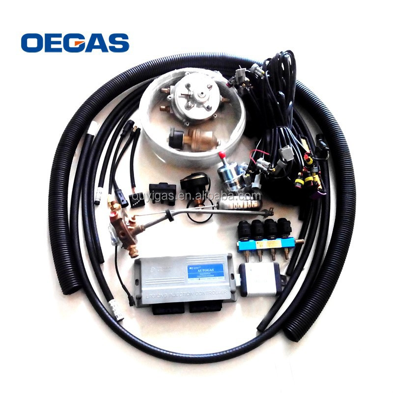 High quality LPG conversion kit for car/ High quality AC300 LPG system / autogas system for lpg