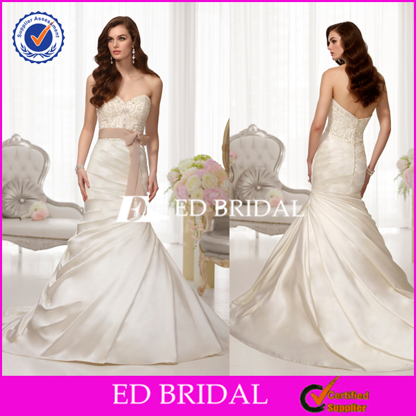 2016 supplier custom suzhou wedding dress bridal wear wedding dress