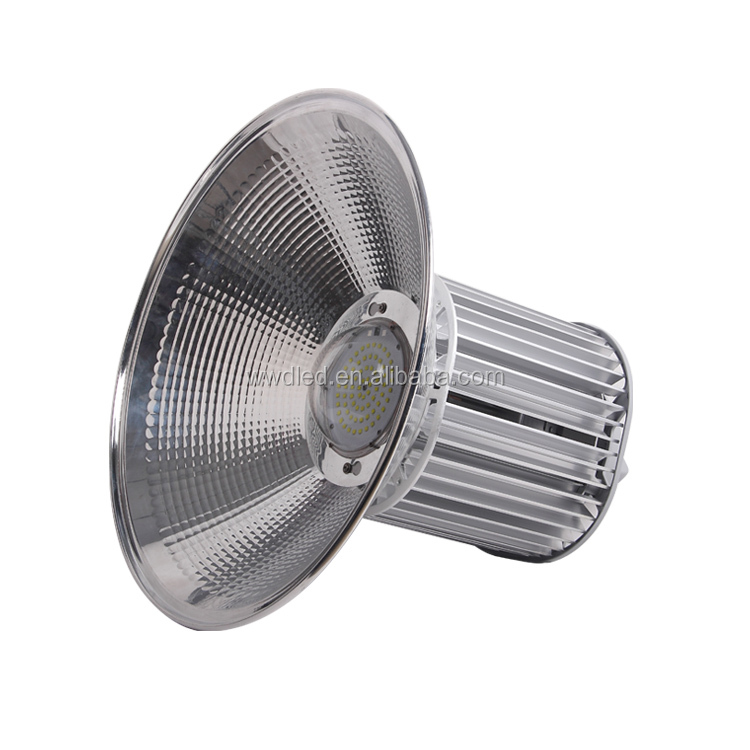 UFO LED High Bay Light 50W Industrial Lamp at 90~100lm/w