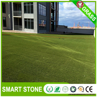 Smart Stone Artificial Turf Landscaping Green