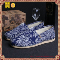 Chinese traditional figure wholesale canvas shoes for women casual shoes