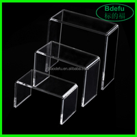 Hot Sale Acrylic Hand Bag Display Rack Handbag Stand