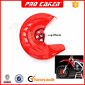 Factory Price professional CNC FRONT DISC COVER WITH MOUNT for crf 250