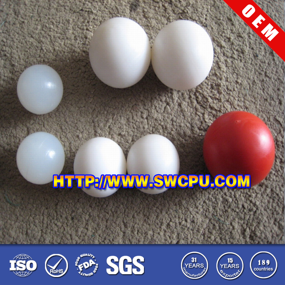 High quality colored customized small hard rubber balls