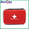 First Aid Kit (30-Piece), Baoke BK-D10 EVA Bag Compact for Emergency at Home Outdoors Car Camping Workplace Hiking and Survival