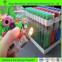 Factory bulk cheap gas custom plastic electronic disposable cigarette disposable lighters 5 packs