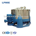 Three Column Centrifuge for filter suspension
