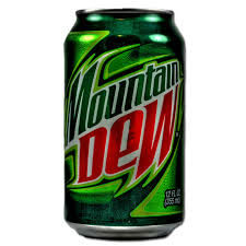 MOUNTAIN DEW DRINK