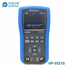 Low price HoldPeak HP-5521S mini digital oscilloscope automotive 50M handheld digital storage oscilloscope