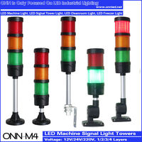 red and green led indicator light price with switch