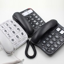 Basic Corded Big Button Telephone for Old People