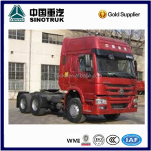 Heavy Payload 6x4 10 Wheeler HOWO Tractor Truck for Sale