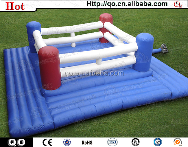 Giant promotional cheap inflatable wrestling ring for sale