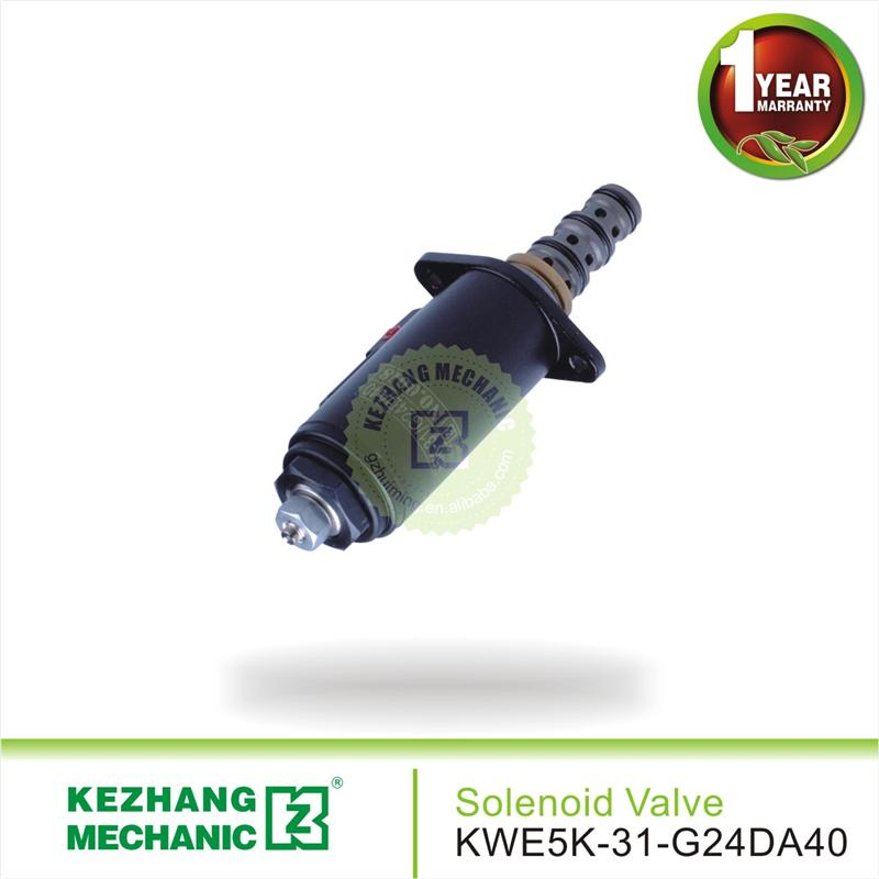 YN35V00020F1 Machinery solenoid valve replacement
