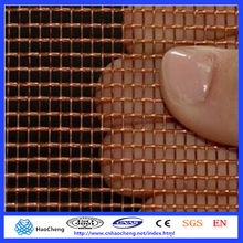 Electromagnetic /radio frequency shielding micron mesh copper square wire mesh