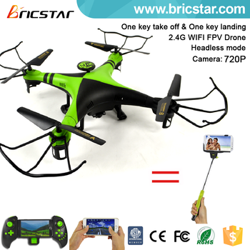 Hottest professional drone, quadcopter drone with 720P HD FPV camera