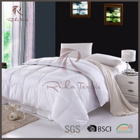 New arrived hotel quilt, polyester microfiber fabric