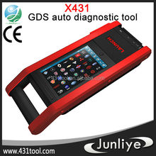 2014 Original Global Version Launch X431 gds Update Online With Bluetooth / Wifi x-431 gds tablet pc