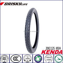 Wholesale Kenda e-bike tire 20x2.125 K924 electric bike parts tires