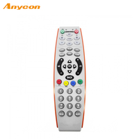 zigbee light Rubber button battery universal remote control