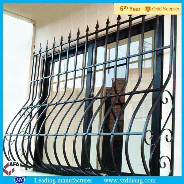 Steel window grill design iron window grill design buy for Window design iron