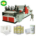 Automatic coreless tissue towel kitchen paper rolling machine supplier